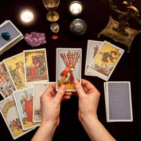 Tarot Party Reading
